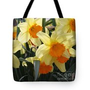 Narcissus Fortissimo Tote Bag