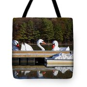 Narcissus' November Tote Bag by Joanna Madloch
