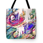 Narcotics Of The Mind Tote Bag