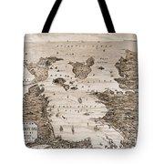 Narragansett Bay, C1880 Tote Bag