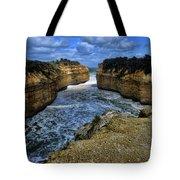 Narrow Inlet Tote Bag