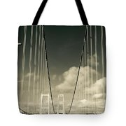 Narrow's Bridge Tote Bag
