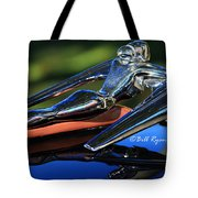 Nash Ambassador Hood Ornament  Tote Bag