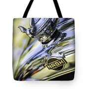 Nash Hood Ornament Tote Bag
