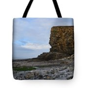 Nash Point In Wales Tote Bag
