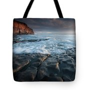 Nash Point South Wales Tote Bag