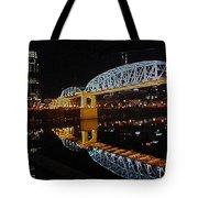 Nashville Bridge Tote Bag