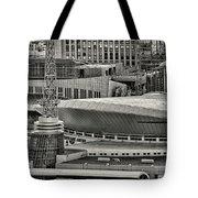 Nashville Downtown Tote Bag