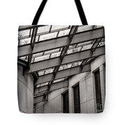 Nashville Hall Of Fame Tote Bag