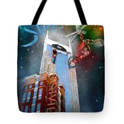 Nashville Nights 02 Tote Bag
