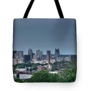 Nashville Skyline 2 Tote Bag