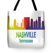 Nashville Tn 1 Vertical Tote Bag