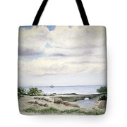 Natalie's Beach Tote Bag
