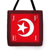 Nation Of Islam Flag Tote Bag
