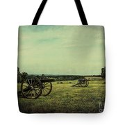 National Battlefield Park - Manassas Va Tote Bag