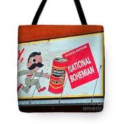 National Bohemian Tote Bag