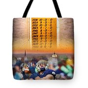 National Championships Nd Tote Bag
