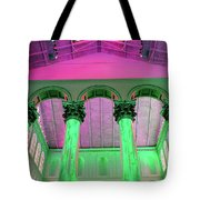 National Column Green Tote Bag