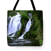 National Creek Falls 02 Tote Bag