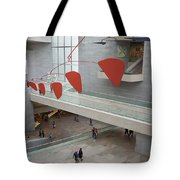 National Gallery Of Art - East Wing Tote Bag