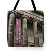 National Gallery Of Scotland  Tote Bag