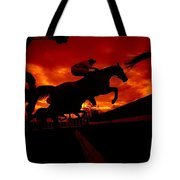 National Hunt, Ireland Tote Bag