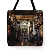 National Library, Vienna Tote Bag