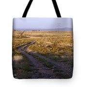 National Old Trails South Of Santa Fe Tote Bag