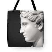 National Portrait Gallery Statue Profile Tote Bag