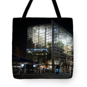 National Seaquarium In Lights Tote Bag