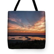National Sunrise Tote Bag