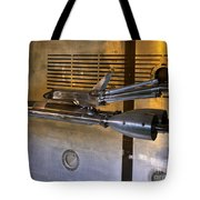 National Transonic Facility Space Shuttle Model Gpn 2000 001914 Tote Bag