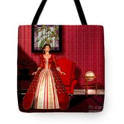 National Velvet Tote Bag