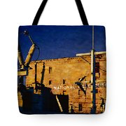 National Warehouse Corp Tote Bag