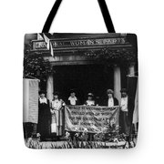 National Womens Party Tote Bag