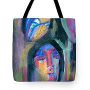 Native America Tote Bag