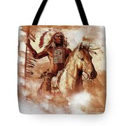 Native American 093201 Tote Bag