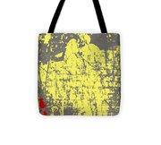 Native American- Abstract Tote Bag