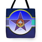 Native American Landscape Tote Bag