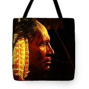 Potawatomi Chief Tote Bag