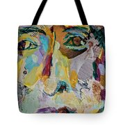 Native American Reflection Tote Bag
