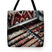 Native American Rugs Tote Bag