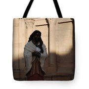 Native American Saint Tote Bag