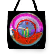 Native American Spring Tote Bag