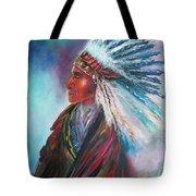 Native Blessings Tote Bag