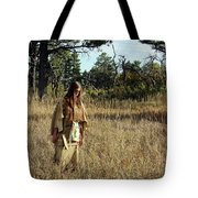 Native Maiden Tote Bag