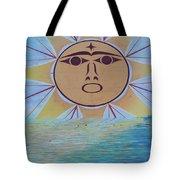 Native Sun Tote Bag