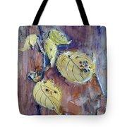 Native Yellow  Tote Bag