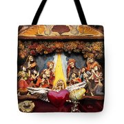 Natividad  Tote Bag