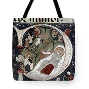Nativity/croatian Tote Bag